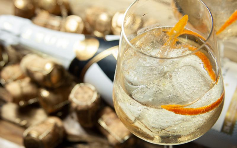 lebistro Drinks Sekt & Wein