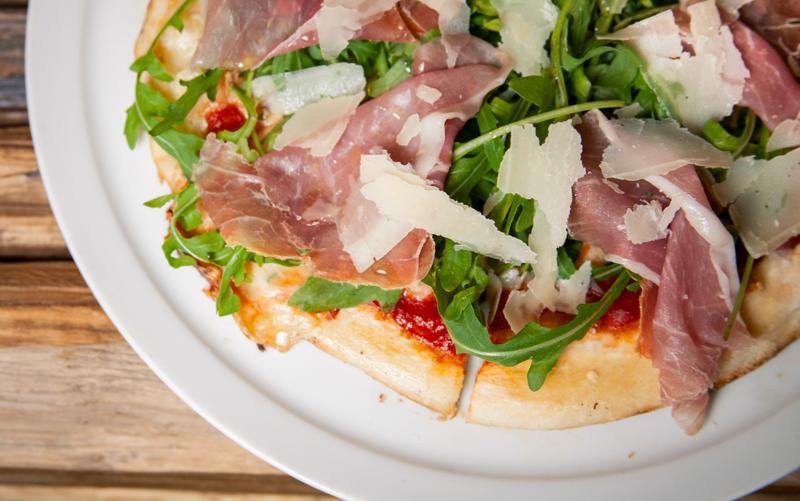 lebistro Pizza