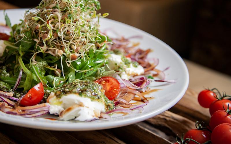lebistro frische Salate